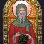 Sf. Cuvios Antonie cel Mare